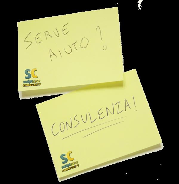 Consulenza Scriptcase